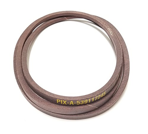 Quality Belt Made With Kevlar To FSP Specifications Replaces 539117245 Belt, Husqvarna Poulan Craftsman