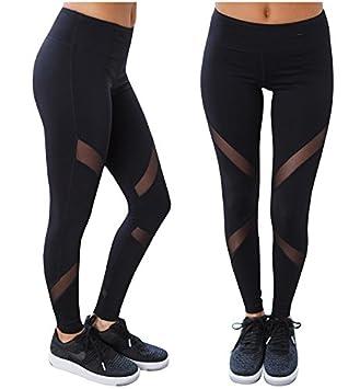 Yoga Schwartz Hippolo Damen Laufen Gym Sporthose Jogging Fitness w1xv7qPf