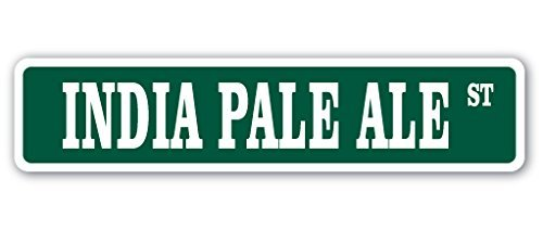 Quote Aluminum Sign India Pale Ale Street Sign Gift Drink Drinker Beer Bar Happy Hour Ipa Brew Micro Metal Gift Sign Wall Plaque Decoration -