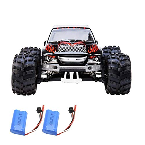 Crenova 1/18 Scale 4WD RC Car, Electric Racing Buggy(RTR) with High Speed of 30MPH, 2.4GHz Radio Controlled Vehicle for Kids and Adults (Best 4wd Rc Car)