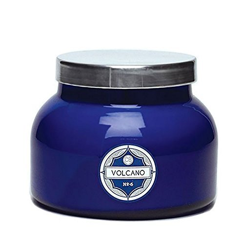 Aspen Bay Jar Volcano Candle  19 Ounce  Capri Blue