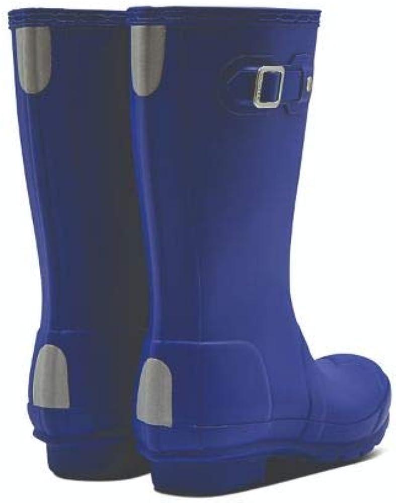 Electric Size US 2//UK 1 HUNTER Original Kids Rain Boots