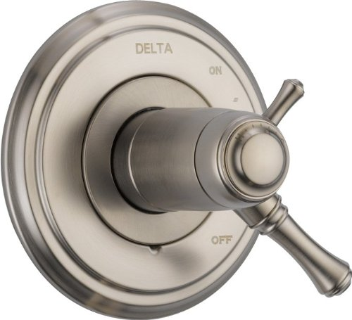 Delta Faucet T17T097-SS Cassidy MultiChoice 17T Series Valve Trim, Stainless