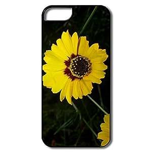 Cartoon Sun Flower IPhone 5/5s Case For Her