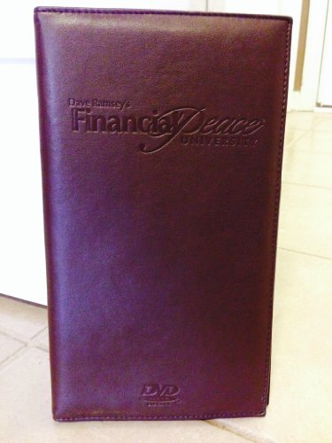 Dave Ramsey's Financial Peace University 13 DVD Video Library 2008 Edition by The Lampo Group