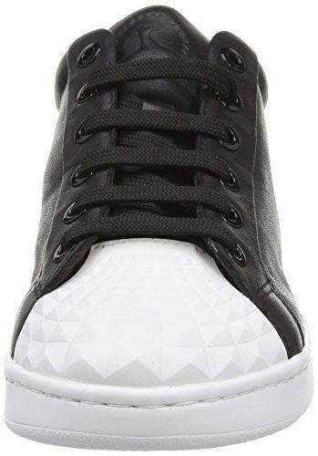 Geox D Jaysen C - Zapatillas de deporte Mujer Negro (C9999)