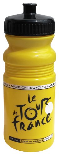De France Tour Water Bottle (Tour de France Series 20oz Bottle, Yellow)
