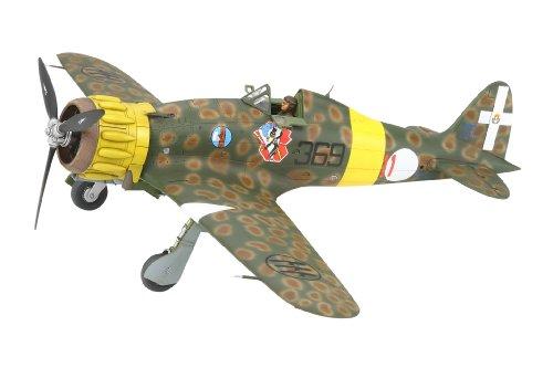 Tamiya Aircraft Kit 1:48 37007 Macchi Mc 200 Saetta Disc