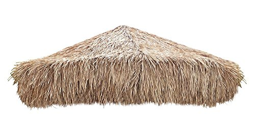 Mexican Palm Thatch Umbrella Cover 12' by FOREVER BAMBOO