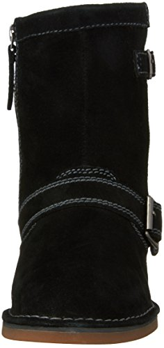 Fashion Aydin Black Casual Boot Puppies Suede Catelyn Women's Hush qwaHXO