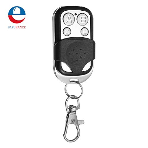 SMALL-CHIPINC - 1pc 4-Channel Wireless Garage Door Remote Control Duplicator Compatible With B&D Lift Roller Tilt Sectional Panel
