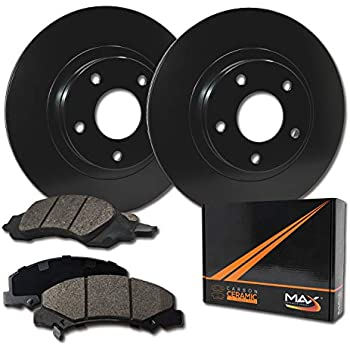 Max Brakes Front /& Rear Premium Brake Kit Toyota 2006-2015 Rav4 KT039943 Fits: Lexus 2010-2012 HS250h 275mm Front Rotor Diameter OE Series Rotors + Ceramic Pads