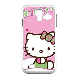 Hello Kitty Winter Wonderland Samsung Galaxy S4 9500 Cell Phone Case White DIY present pjz003_6457483