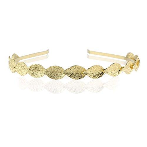 WINOMO Wedding Bridal Barrettes Golden product image