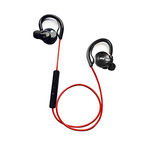 Cooligg CL-200 Ear Hook Bluetooth Sport Headset Sweatproof Skidproof Earbud Noise Cancellation