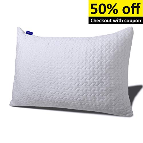 Best Pillow for Stomach and Side Sleepers - Stomach Sleeper Pillows for Sleeping-Bed Pillows