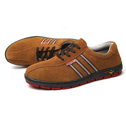 Chaussures Travail en de Sharplace D'orteil Safety De Acier Bottes Chaussures 7 Sécurité Jogger dWnHqaxH