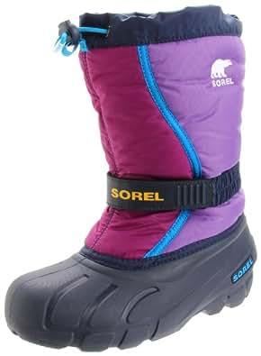 Amazon.com | Sorel Flurry TP Winter Boot (Toddler) | Snow