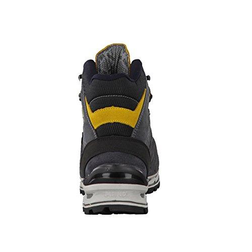 Meindl Pro GTX Chaussure de randonnée Minnesota Homme 392631Anthracite/Jaune