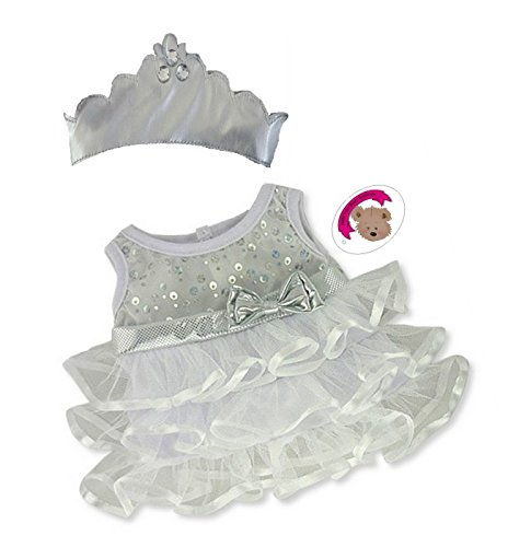 build a bear snow white dress - 1