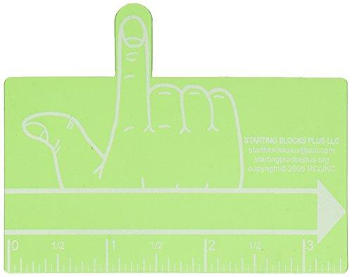 Starting Blocks Plus 10006 One Finger Spacer Handwriting Tool, -