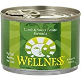 Wellness New Zealand Lamb and Sweet Potato Canned Dog Food, My Pet Supplies