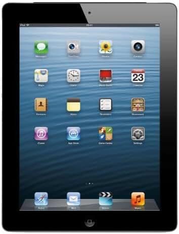 Apple iPad MC705LL/A (16GB, Wi-Fi, Black) 3rd Generation (Certified Refurbished)