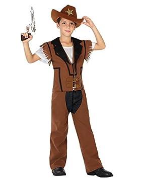 Atosa - 27249 - Disfraces para Niños - vaquero - Boy - T-1: Amazon ...