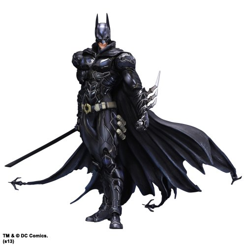 Square Enix DC Comics Variant Play Arts Kai-Kai Batman (PVC Action Figure) (Japan Import) -