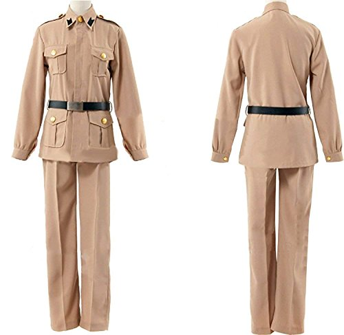 LYLAS Adults Any Size Grey Uniforms Suit