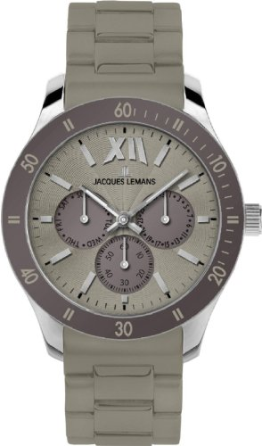 Jacques Lemans Women's 1-1691D Rome Sport Sport Analog Multifunction Watch