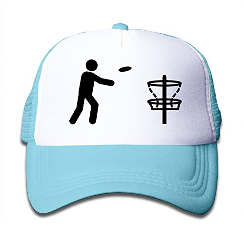 Children Kids Nylon Adjustable Baseball Cap One Size Fits Most ()