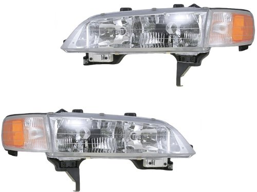head lights for 1995 honda accord - 9