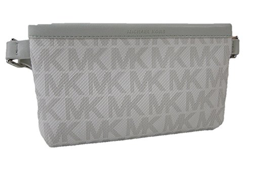 bc04dbec2f12 New Michael Kors New MK Logo Fanny Pack Belt Wallet Size XL 38-40 ...