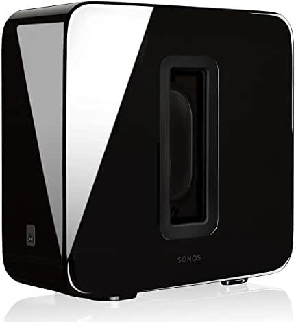 Sonos SUB Wireless Subwoofer (Black)