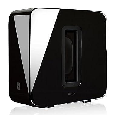 Sonos SUB Wireless Subwoofer (Black)