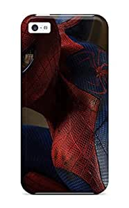 Defender Case For Iphone 5c, The Amazing Spider-man 31 Pattern