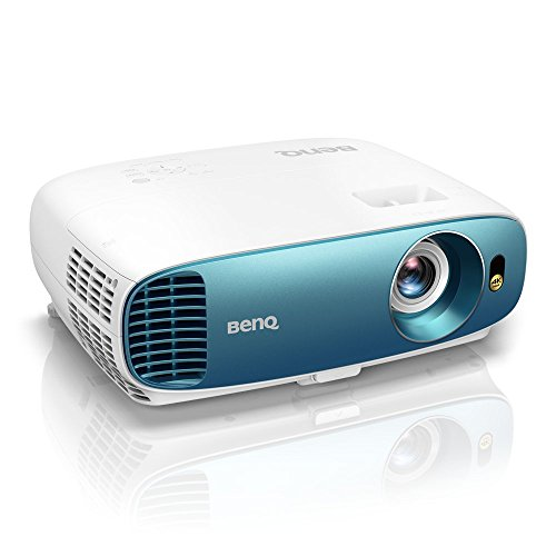 BenQ TK800 4K UHD HDR Home Theater Projector, 8.3 Million Pixels, 3000 Lumens, 3D, Keystone, HDMI