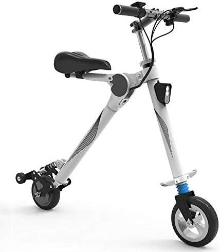 """高速充電電動スクーター、アルミ合金ボディ、スピード電動スクーター8"""" タイヤと大人のための、ステップポータブル折りたたみ"""
