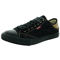 Levis Men's Stan Buck Denim Fashion Sneaker