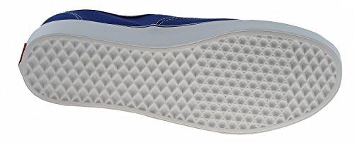 Lite Basse Per Adulti Unisex Vans Plus Authentic tela Blu Sneakers Stv Navy CwInqI51