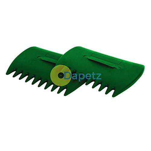 Dapetz ® Manual Garden Leaf Waste Grass Litter Debris Hand Colletcor Scoop