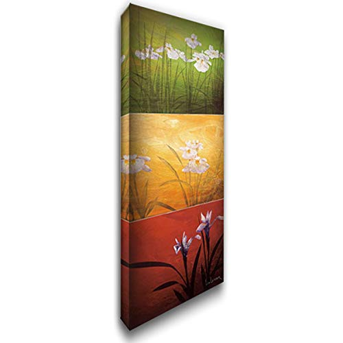Karma 16x40 Gallery Wrapped Stretched Canvas Art by Li-Leger, Don ()