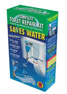 Toilet Tank Repair Kit by MJSI