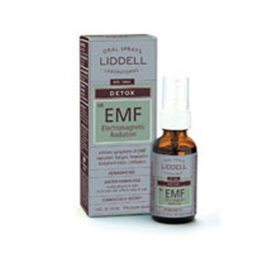 LIDDELL HOMEOPATHIC DETOX EMF, 1 OZ (Liddell Homeopathic Detox)