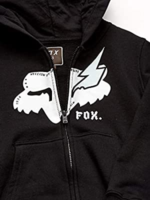 Fox Boys Big Youth Hellion Zip Fleece