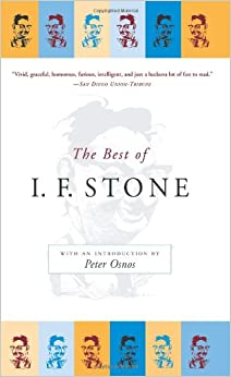 Book The Best of I.F. Stone