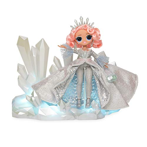 L.O.L Surprise! 562364 L.O.L. Surprise O.M.G. Crystal Star 2019 Collector Edition – Muñeca de moda, multicolor , color…