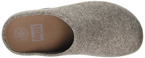 Bungee Felt FitFlop Cord Donna Shuv Brown Marrone Zoccoli YSqwqR8Hz