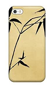 Top Quality Rugged Korean Calligraphy Artistic Abstract Artistic Case Cover For Iphone 5/5s